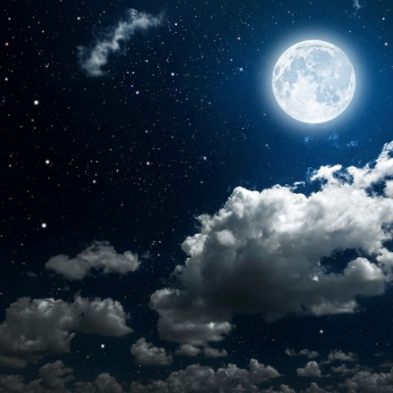 BLUE MOON ~ 7/31/2015 Bigstock-backgrounds-night-sky-with-sta-86159147-440x440