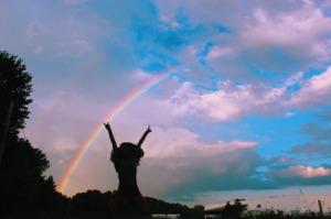 Joy & Love To The World… Free-rainbow-spring-summer-favim-com-4894040